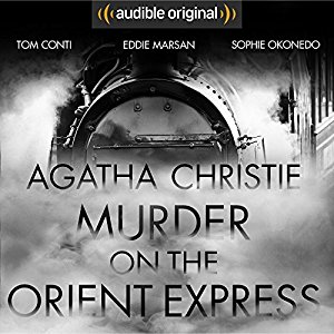 Jay Benedict in Murder on the Orient Express for Audible