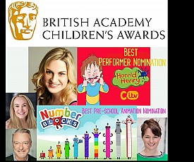 Children's BAFTA Award Nominees
