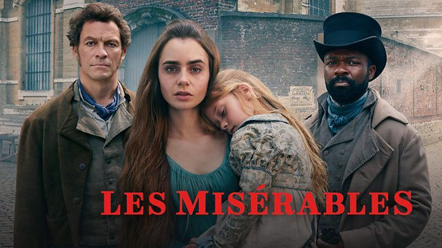 Emma Fielding in BBC's Les Miserables