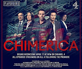 Jane Perry in Channel 4's CHIMERICA