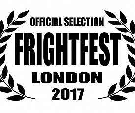 Adam Shaw at FrightFest