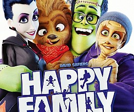 Happy Family Daniel Ben-Zenou & Emma Tate