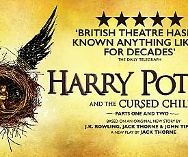 Jamie Ballard is Harry Potter!