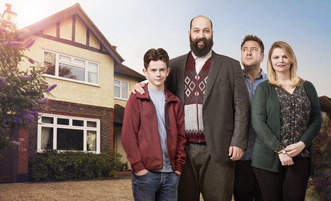 Rufus Jones in Home - Series 2