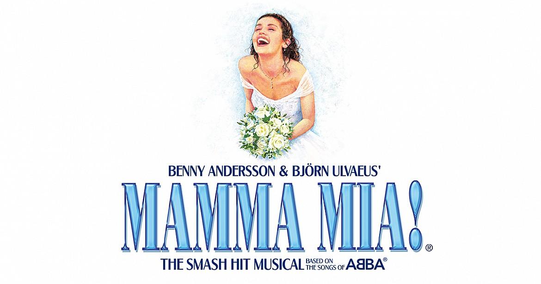 Daniel Crowder & Stephen Beckett in Mama Mia