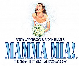Daniel Crowder & Stephen Beckett in Mama Mia