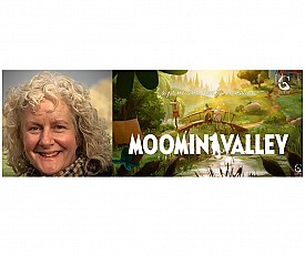 Susie Brann in Moomin Valley Series 2