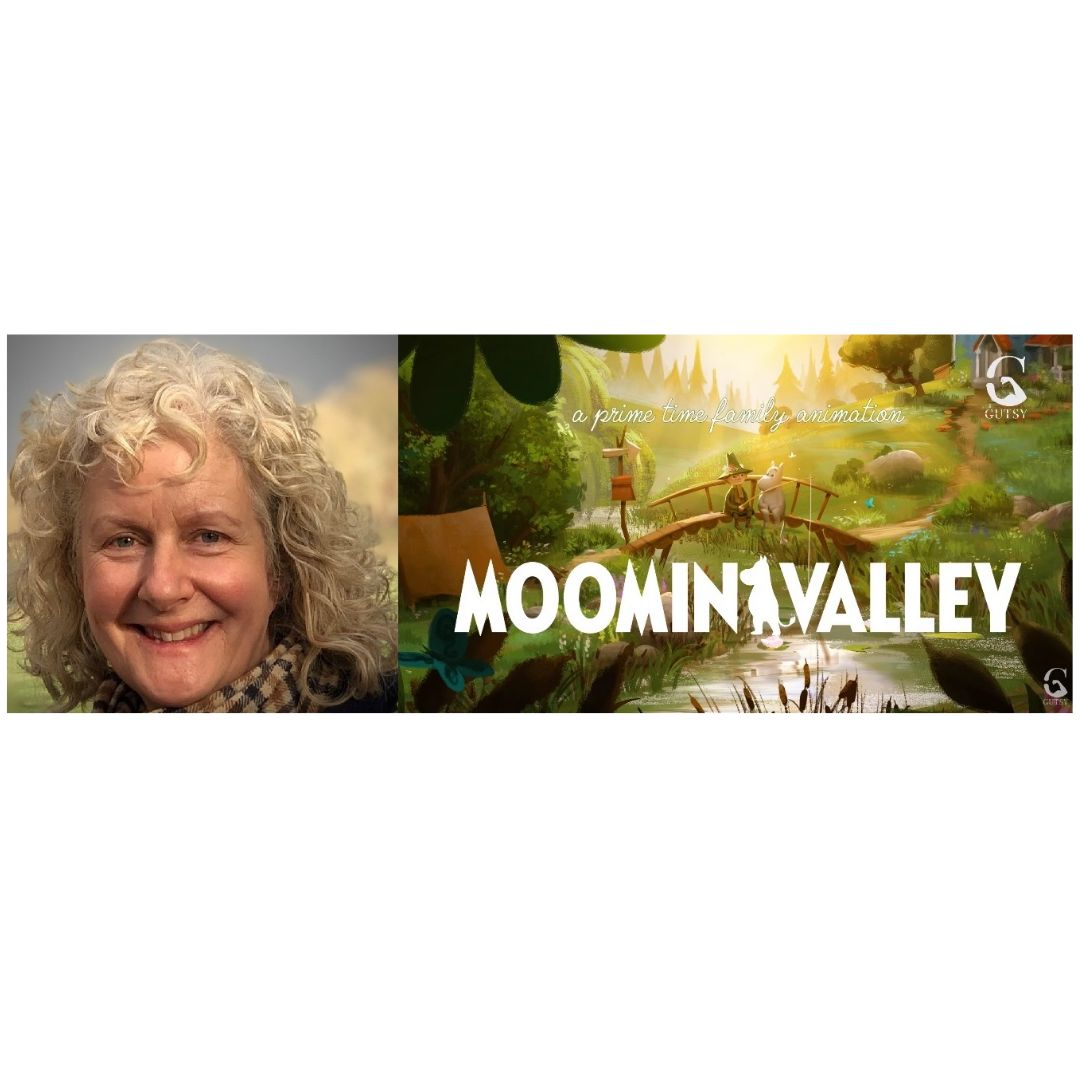 Susie Brann in Moomin Valley Series 2