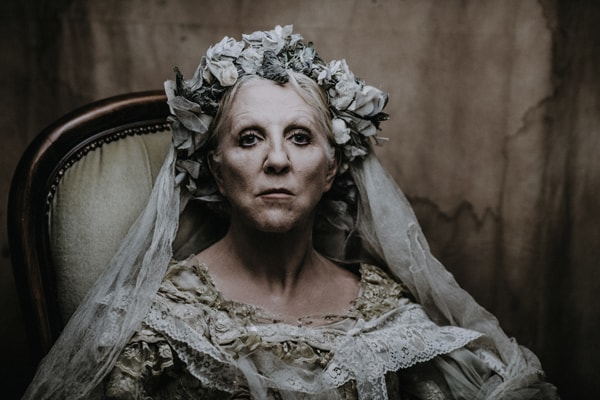 Nichola McAuliffe in Great Expectations Tour