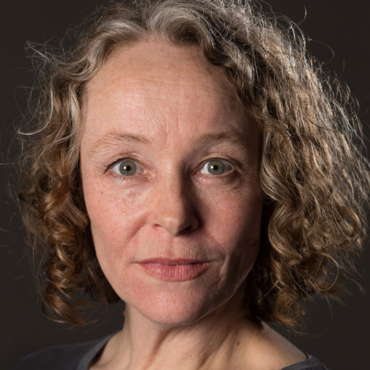 Penny Layden in Macbeth at the NT