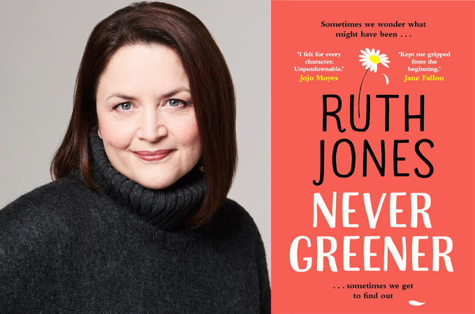 Ruth Jones - Never Greener