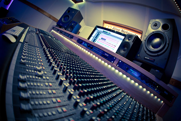 Studio Sound Board
