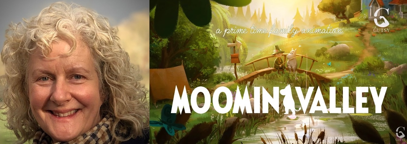 Susie Brann in Moomin Valley