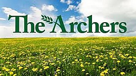 Chris Pavlo in The Archers