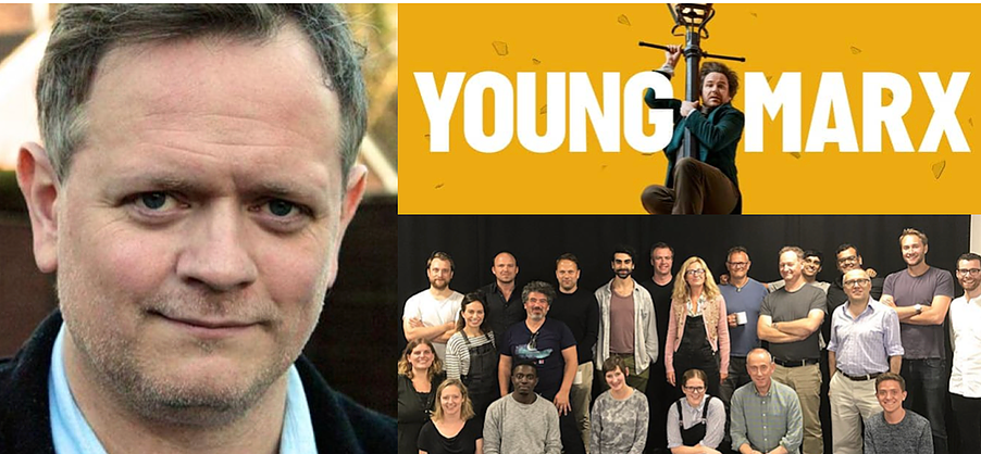 Duncan Wisbey in Young Marx